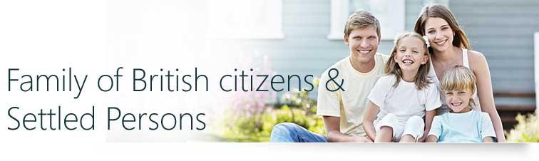 UK Family of British citizens & Settled Persons consultant in Mumbai | Delhi | Gurgaon | Chandigarh | Vadodara | Bangalore
