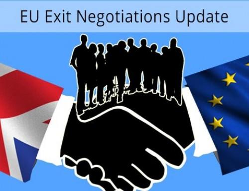 EU Exit Negotiations Update