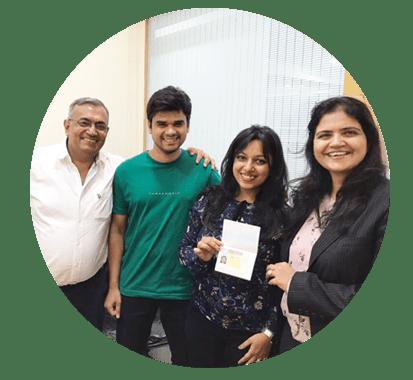 Shewta EEA family permit application is successful