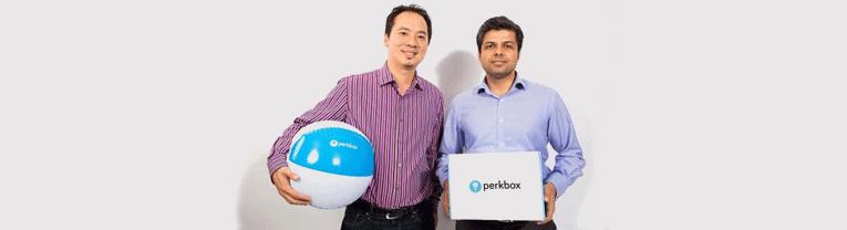 Perkbox - Start up in the UK