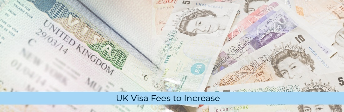 Immigration Updates: UK Visa Fees to Increase from April 2018