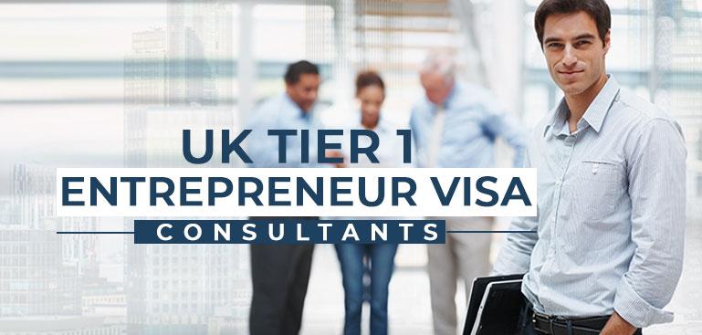 Consultants in Delhi the UK Entrepreneur Visa