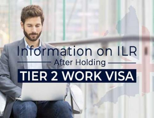 UK Visa consultants in Delhi explain getting an ILR after Tier 2 Work Visa