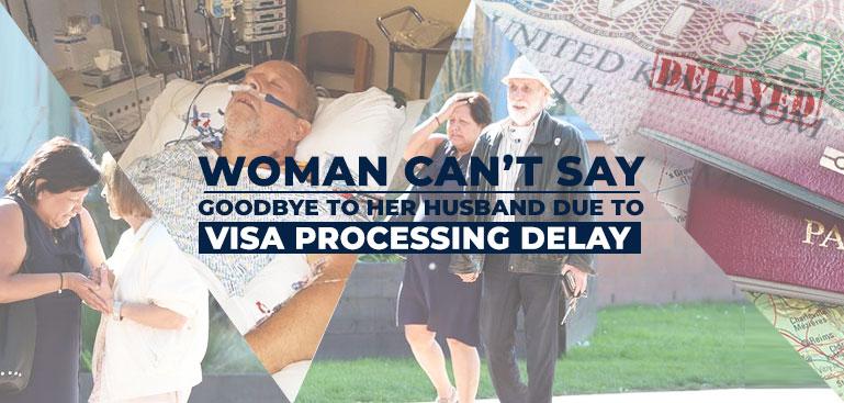 Delay in UK Visa Processing