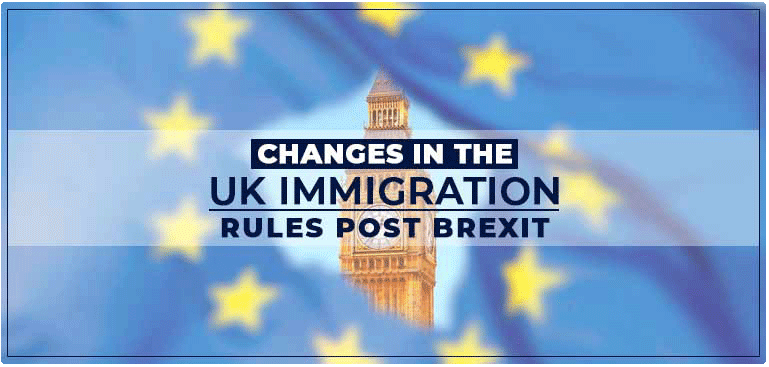 2018 Nov - Changes in the UK Immigration Rules Post Brexit