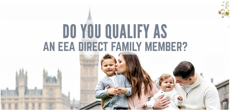 Direct Family Member of EEA Family Permit Holder