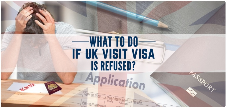 Visit Visa to UK refused