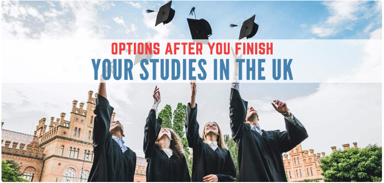 Types of Visas available after studies | The SmartMove2UK