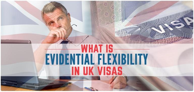 Evidential Flexibility for UK Visa