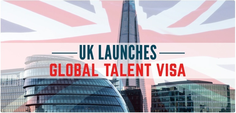 Global Talent Visa Route