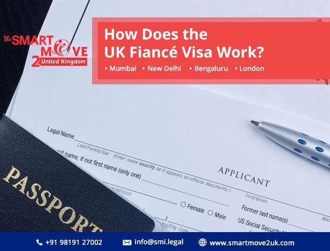How Does the UK Fiancé Visa Work?