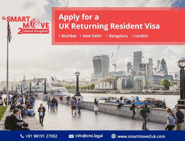 Want to apply for UK Returning Resident Visa?